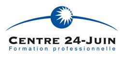 Centre 24-Juin • Formation professionnelle Logo